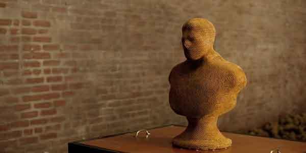 First 3D Printer Talk Cock Sing Song