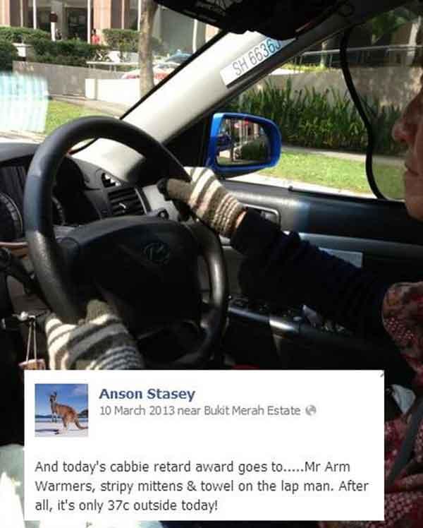 Anton Casey Mocked Singapore Public Transport Talk Cock Sing Song